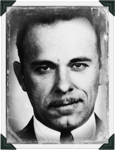 On This Day in 1903 John Dillinger was Born