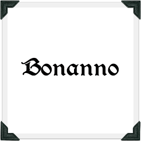 Bonnano Crime Family Leadership Timelines