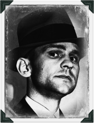Melvin Purvis FBI Agent