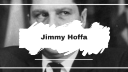 Jimmy Hoffa Disappeared On This Day in 1975