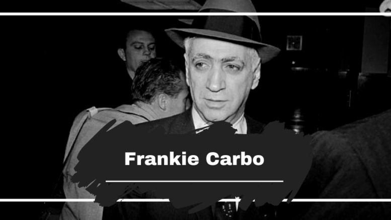 Frankie Carbo: Born On This Day in 1904