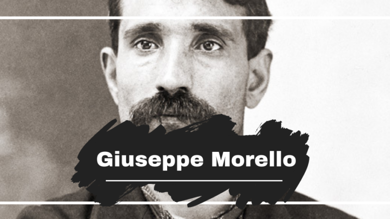 Giuseppe Morello Died On This Day in 1930, Aged 63