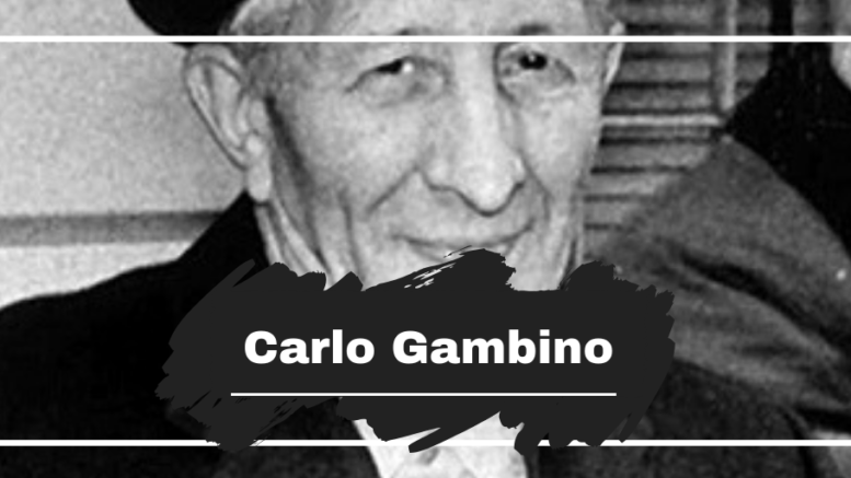 Carlo Gambino Died On This Day in 1976, Aged 74