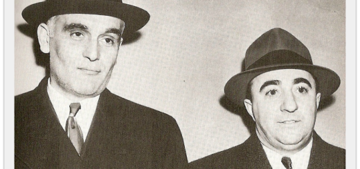 Paul Ricca and Louis Campagna