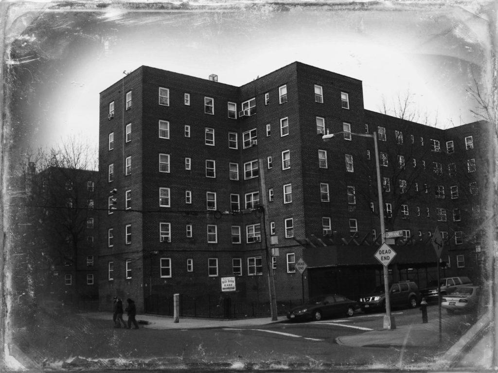 Red Hook Neighborhood, Brooklyn