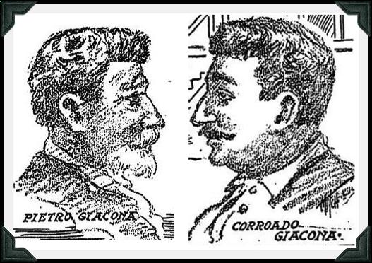 Pietro and Corrado Giacona