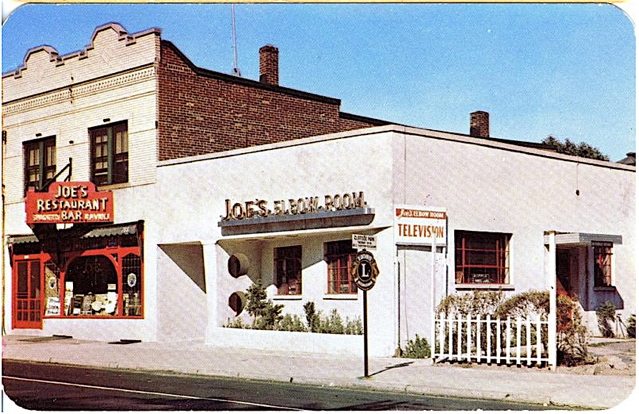 Joe's Elbow Room Restaurant