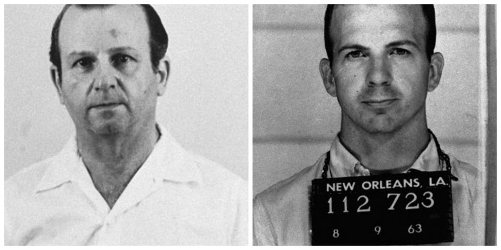 Jack Ruby & Lee Harvey Oswald