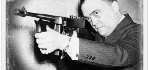 """There is no Mafia"", said FBI's Director J. Edgar Hoover"