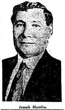 Joseph Monfre