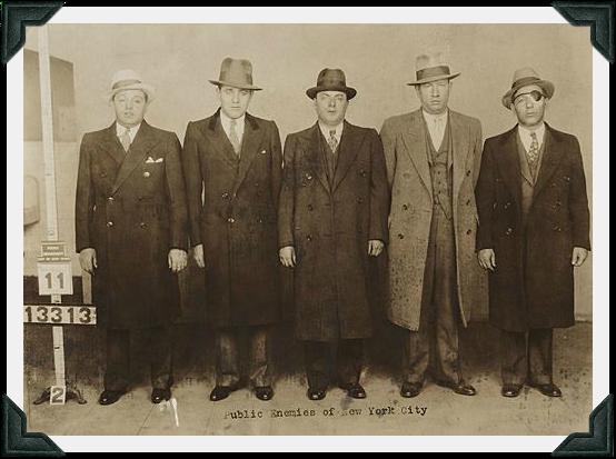 Lepke Buchalter Mobsters