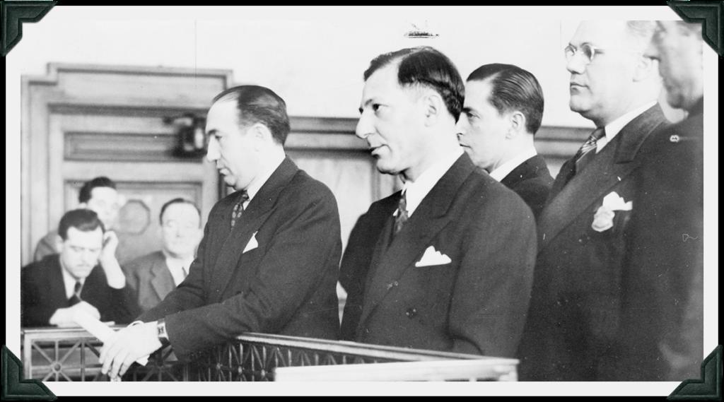 Lepke Buchalter Sentencing