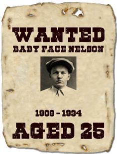 Baby Face Nelson, Killed in Wilmette, 27 November 1934