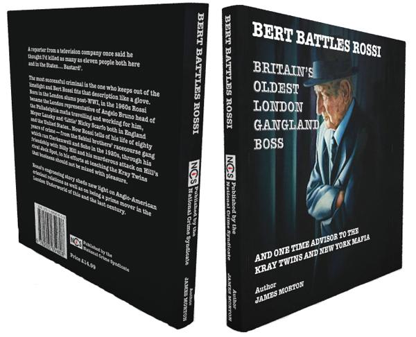 Bert Rossi Book