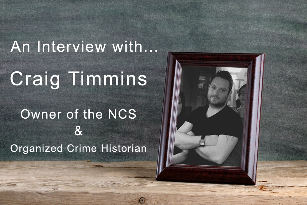 An Interview with NCS Owner Craig Timmins