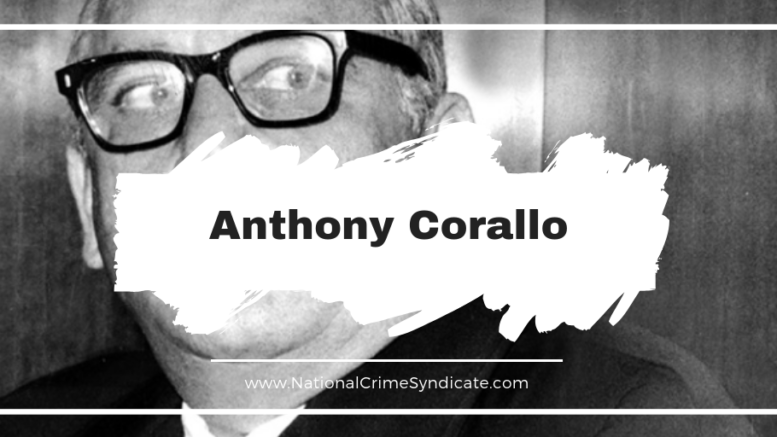 Anthony Corallo Born On This Day in 1913