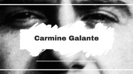 Carmine Galante Born On This Day in 1910