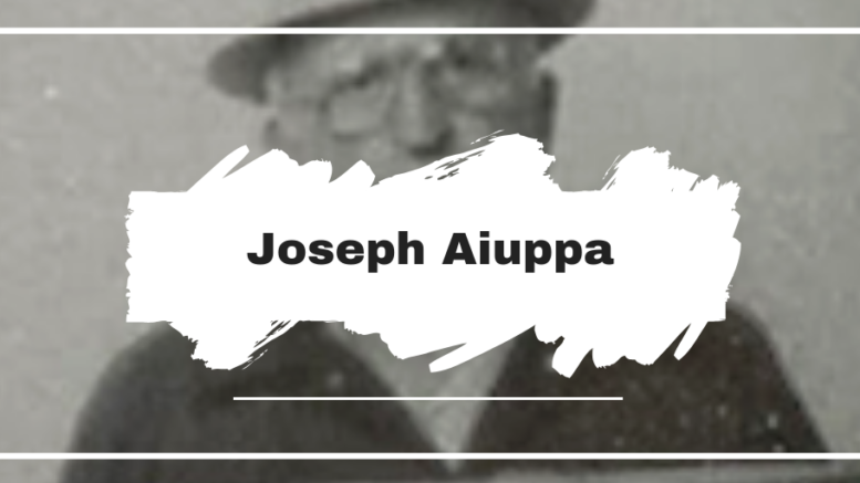 Joey Aiuppa Died On This Day in 1997, Aged 89