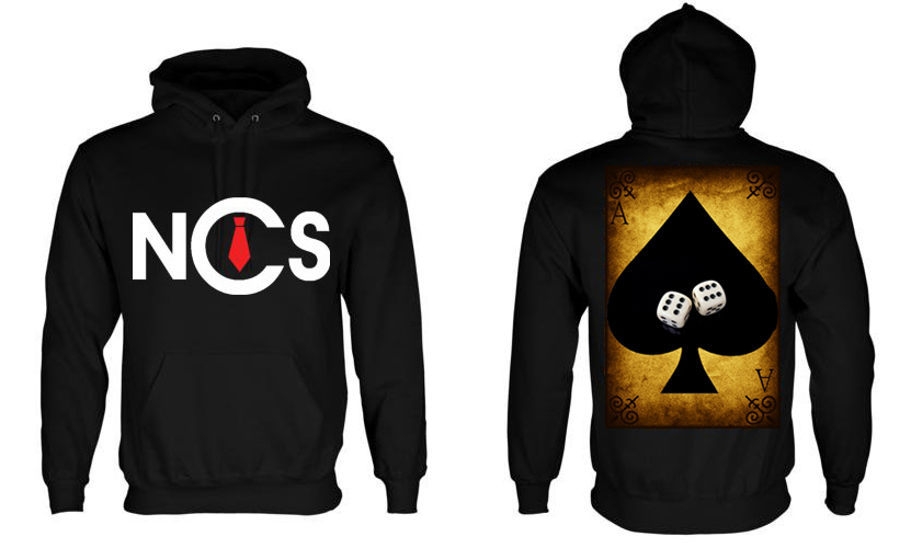 Ace in the Hole Hoodies