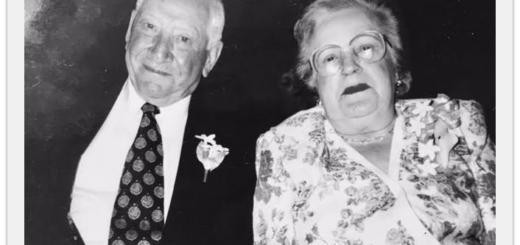 Peter Paul and Grace Tocco