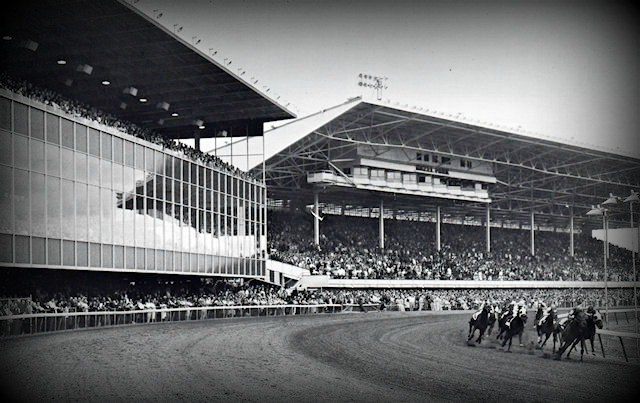 Hazel Park Horse Track