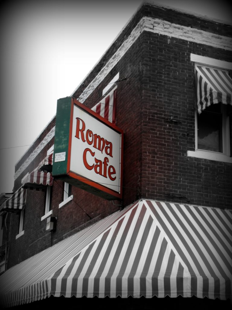 The Roma Cafe