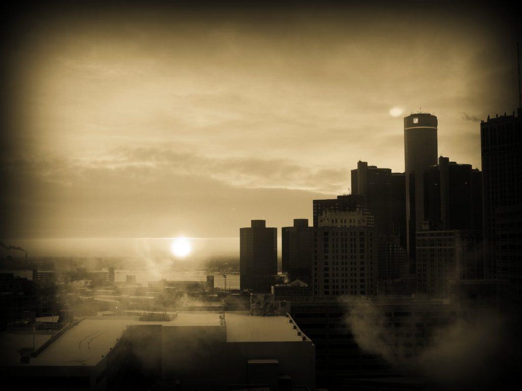 10 Famous Sites & Hangouts From Detroit's Dark Past