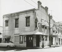 Herman's night club on bourbon street
