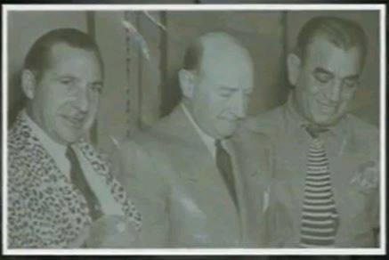 Moran with Costello and Silver Dollar Sam Carollo