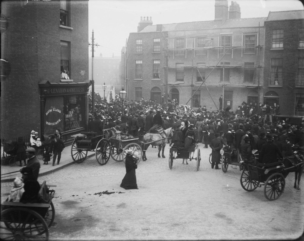Dublin in the 1890s