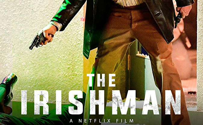 The Irishman - Martin Scorsese