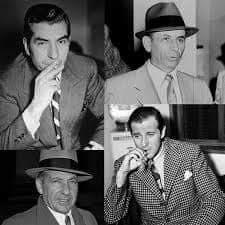 Lucky, Meyer, Bugs, Frank