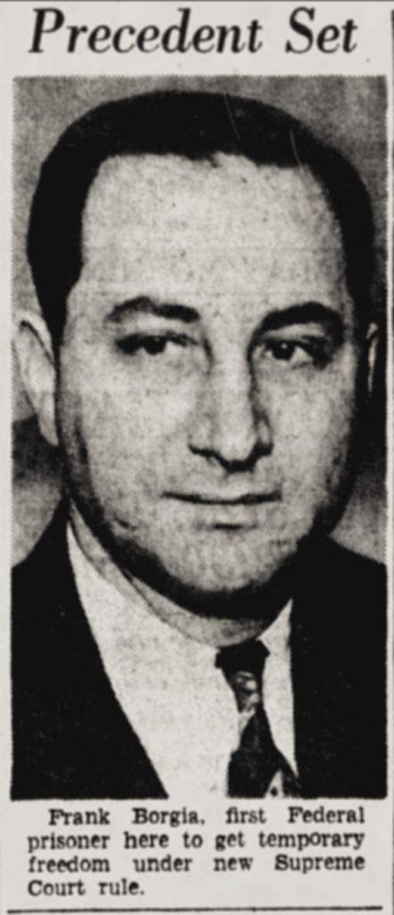 Frank Borgia