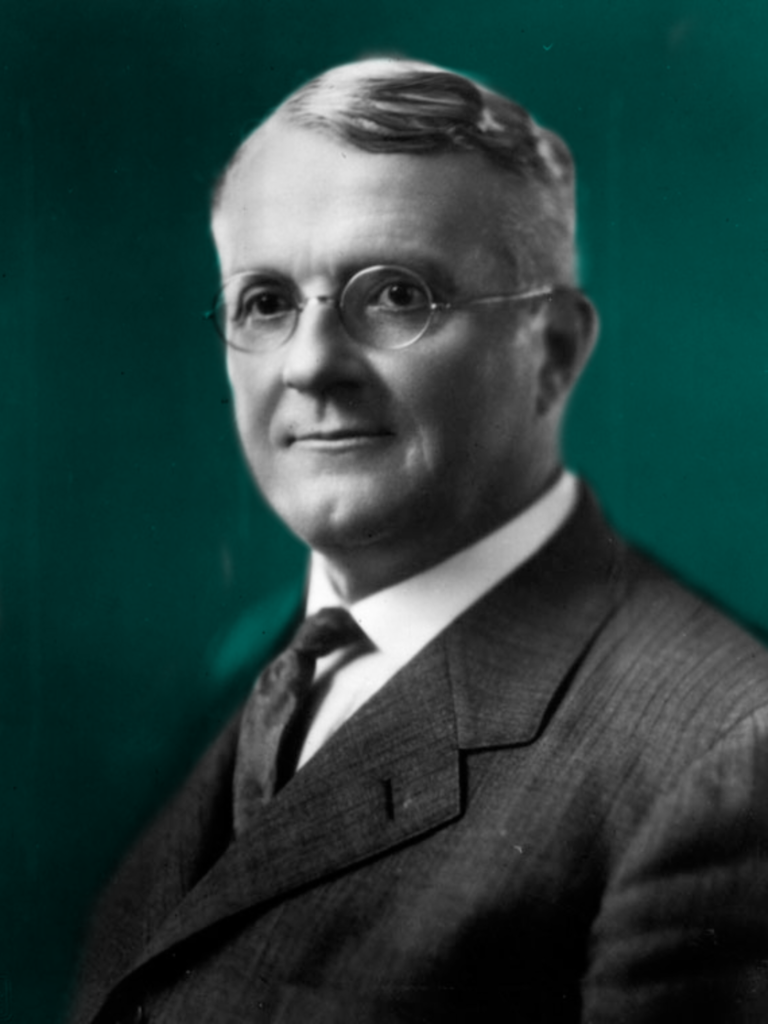 Harry Chandler, influential real estate mogul and Publisher of the Los Angeles Times.
