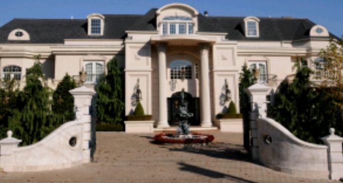 Paul Castellano's Staten island mansion