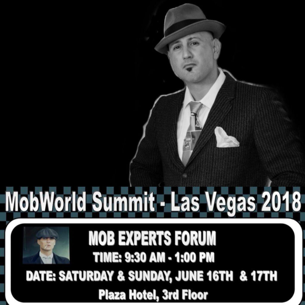 MobWorld Summit ad