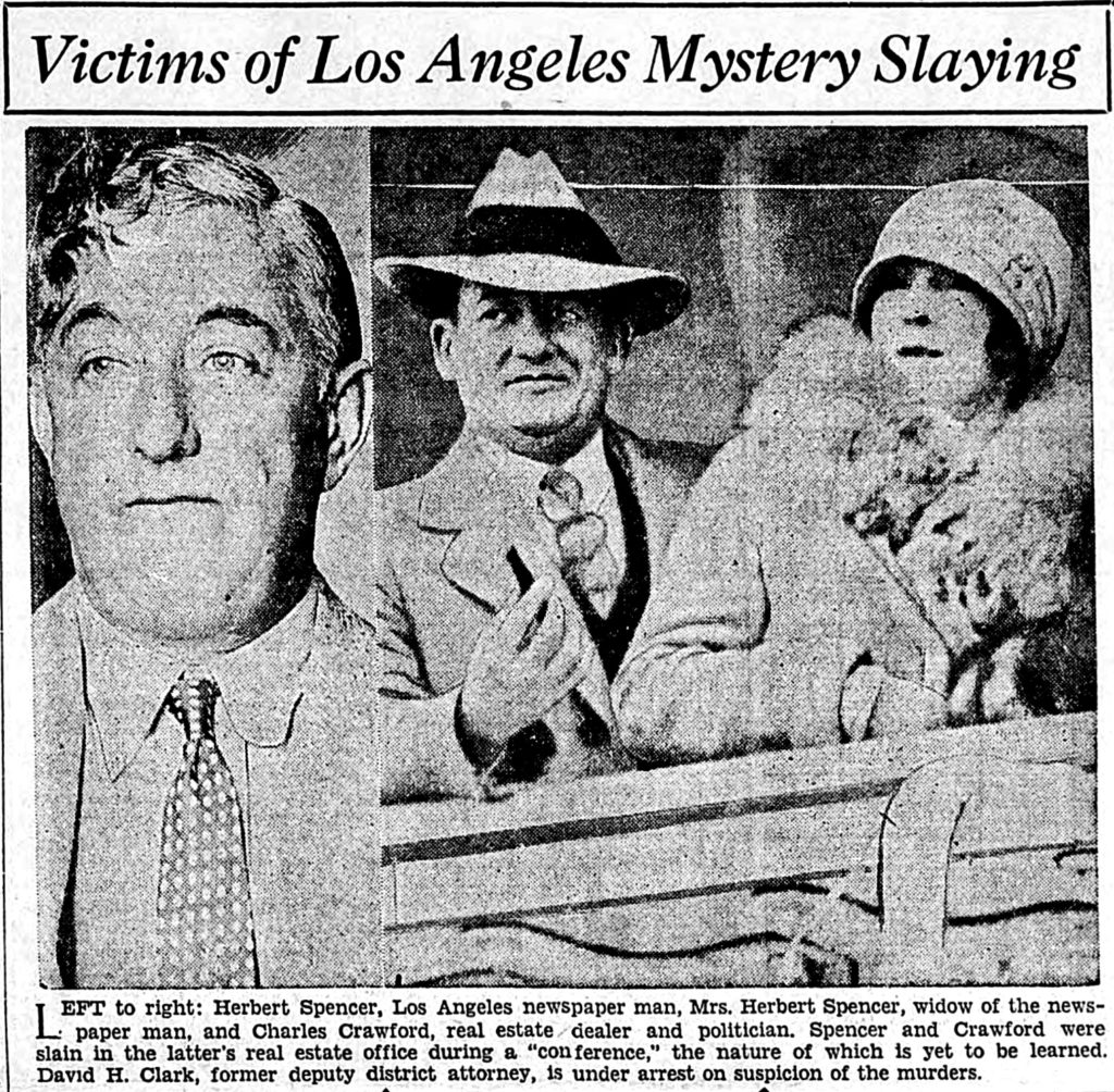 Victims of Los Angeles Mystery Slaying