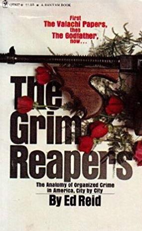The Grim Reapers, Ed Reid