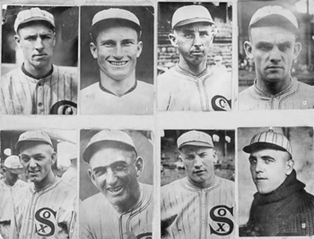 Black Sox Scandal Trial