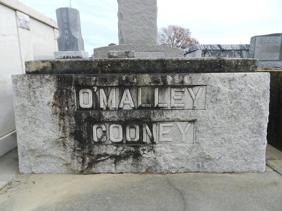 Domonick OMalley Tomb