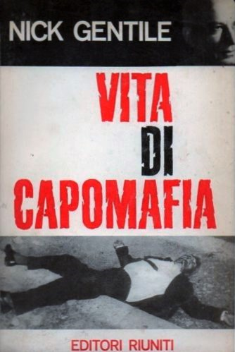 Nicola Gentile's book about the secrets of la cosa nostra.