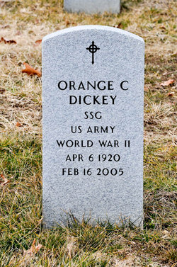 Orange C. Dickey