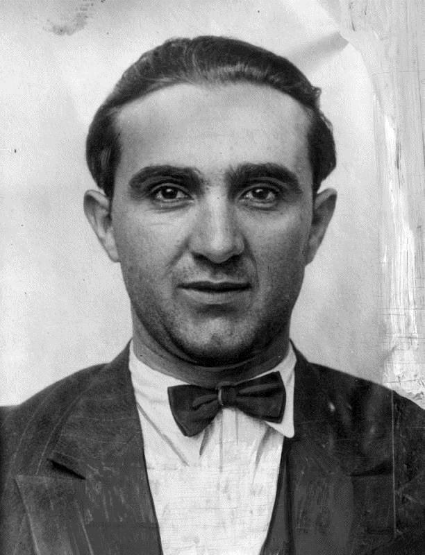 Dominic Di Ciolla, AKA Dominick De Soto, 1928