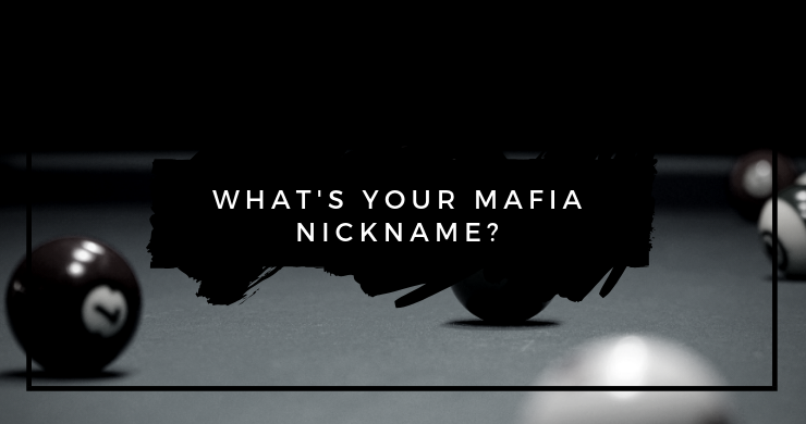 Whats Your Mob Nickname