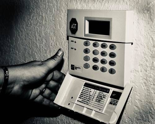 Disabling an alarm system