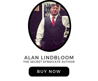 Alan Lindbloom Secret Syndicate Author