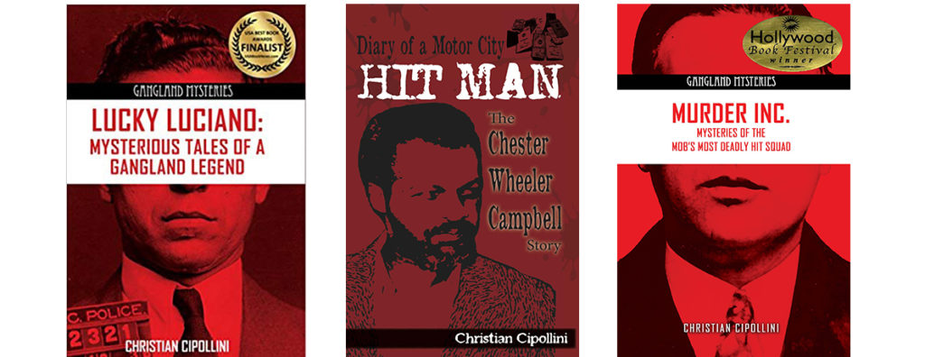 Christian Cipollini: Secret Syndicate Author