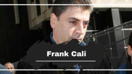 BREAKING Gambino Boss Frank Cali Shot Dead Outside Home