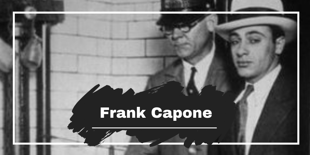 How Did Frank Capone Get Killed