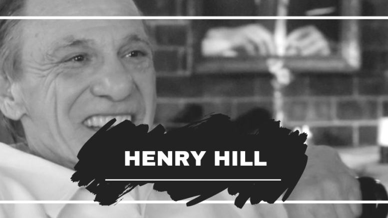 7 Years Ago Today, Henry Hill Passed Away, Aged 69